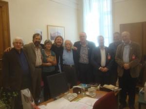 delegation Oct 13