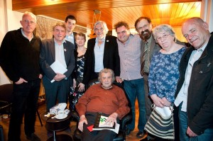 delegation with Theodorakis