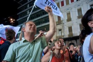 syriza rally athens 2012