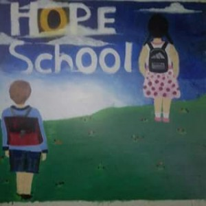 Hope School Skaramagas Refugee Camp